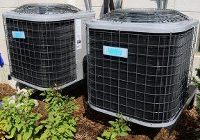 outdoor air conditioner units